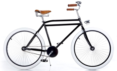 26 Custom Beach Cruiser Bicycle